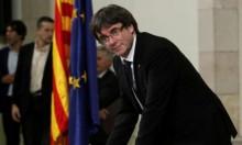ألمانيا تعتقل زعيم إقليم كاتالونيا السابق