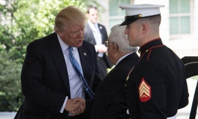ترامب يوقع قانونا يحظر تمويل السلطة الفلسطينية