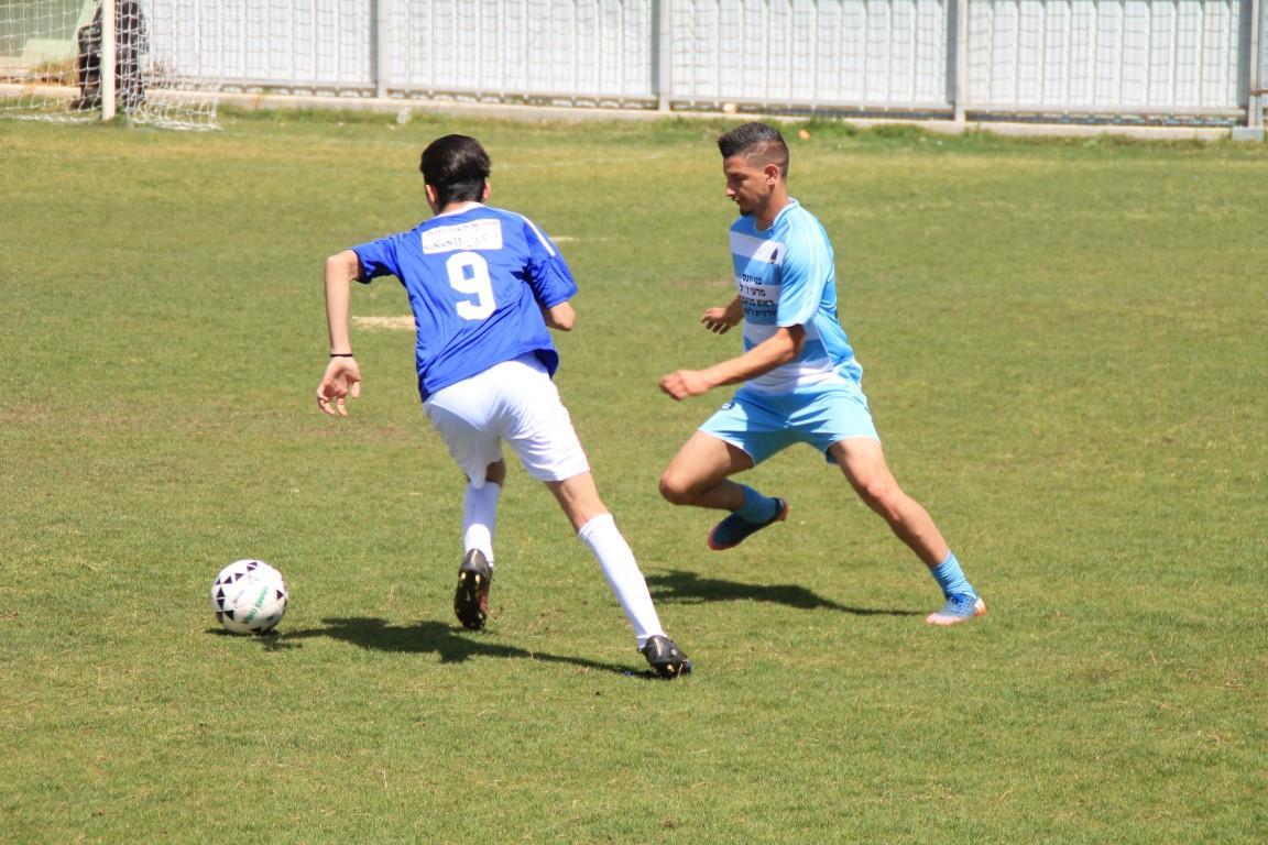 بمشاركة لاعبين وطلاب: فعالية رياضية لنبذ العنف بالبعنة