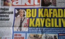 صحيفة تركية تنشر صورة مركبة لميركل بزي هتلر