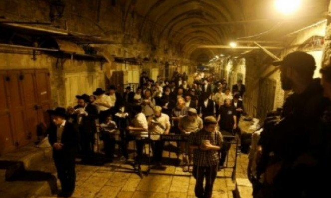 محكمة إسرائيلية تجيز لليهود الصلاة عند بوابات الأقصى