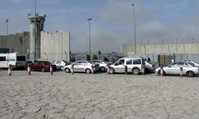 """الاحتلال يغلق الضفة والقطاع بحجة """"الفصح العبري"""""""