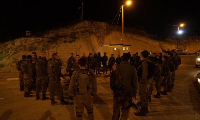 """اعتقال 43 فلسطينيا والاحتلال يستنفر عشية """"الفصح العبري"""""""