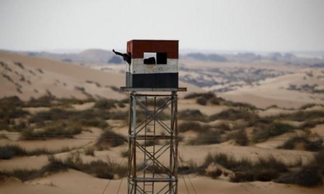 """مقتل 3 عسكريين مصريين في كمين لـ""""ولاية سيناء"""""""
