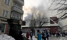 متظاهرون روس يُطالبون بإقالة مسؤولين عَقِب حريق المركز التجاري