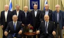 رؤساء سابقون للموساد قلقون على مستقبل إسرائيل