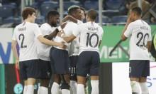 بوغبا ومبابي يقودان فرنسا للفوز على روسيا