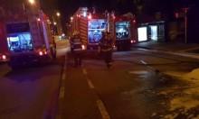 الناصرة: اندلاع حريق في شاحنة ودراجة نارية