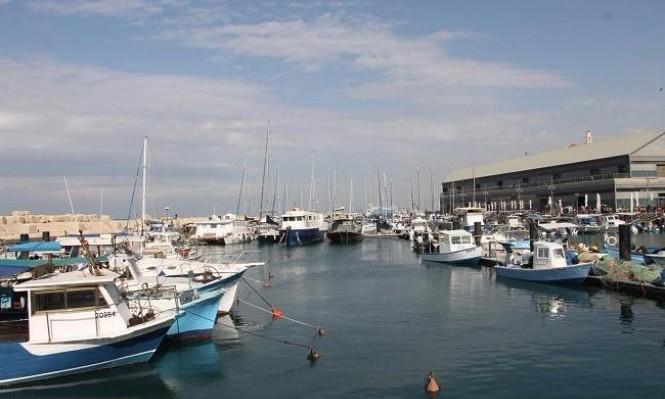 رفضا للتضييق والملاحقة: زيارات تضامنية للصيادين في ميناء يافا