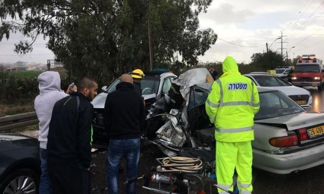 حوادث الطرق: 16 عربيا لقوا مصارعهم منذ مطلع 2018