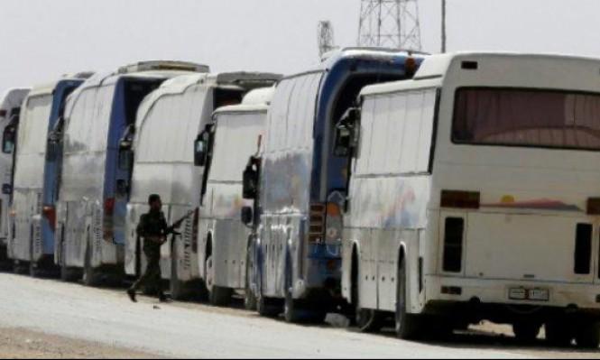 سورية: تهجير الآلاف من الغوطة إلى إدلب