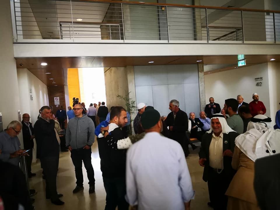 المحكمة تقرر إحالة الشيخ رائد صلاح للحبس المنزلي