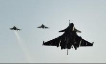 طائرة عسكرية بحرينية تخترق الأجواء القطرية