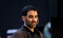 الممثل هشام سليمان يحاضر أمام شبان يهود قبل التجنيد