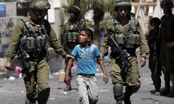 بزعم محاولة طعن: طفل في الثالثة لم يسلم من تنكيل الاحتلال