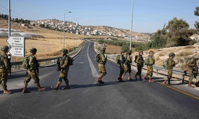 ترسيخا للاستيطان: الاحتلال يعبث بموقع أثري ويمنع شقّ طريق بالضّفة