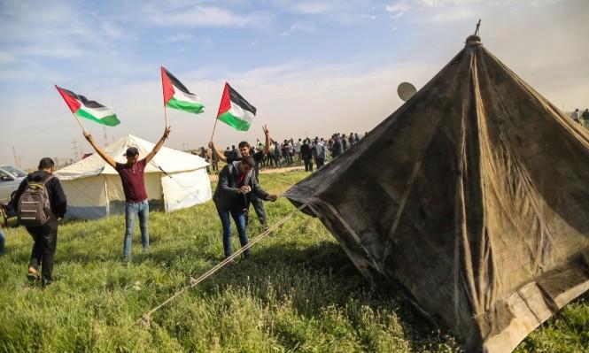 """حاول إفشال مسيرة العودة؛ حماس: """"اعتقلنا جاسوسًا لإسرائيل"""""""