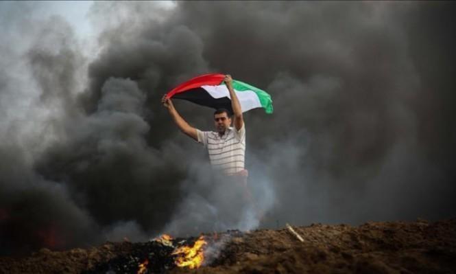 حدود غزة مرة أخرى: أعلام فلسطينية مفخخة؟