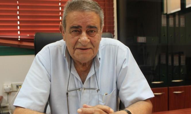وفاة رئيس مجلس محلي البعينة نجيدات صالح سليمان
