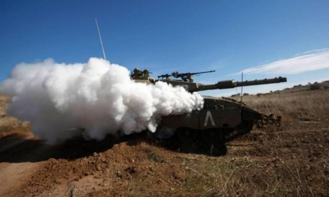 مدفعية الاحتلال تقصف شرق غزة