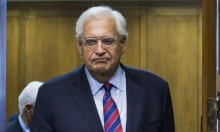 """فريدمان: """"لا نسعى لاستبدال الرئيس الفلسطيني"""""""