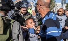 الاحتلال يعتقل قاصريْن من القدس بزعم إلقائهما الحجارة