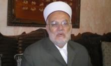عكرمة صبري: كثِّفوا التواجد داخل المسجد الأقصى يوم الجمعة