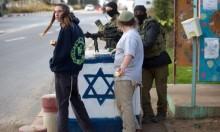 إصابة فلسطيني دهسه مستوطن جنوب الخليل