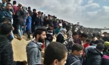 تواصل مسيرات الزحف وعباس يعلن السبت يوم حداد وطني