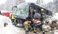17 قتيلا بحادث حافلة تقل مهاجرين شرقي تركيا
