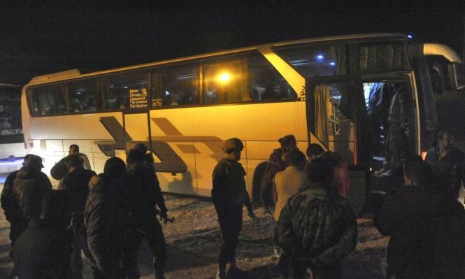 أكثر من 30 ألف مهجر من الغوطة خلال أسبوع