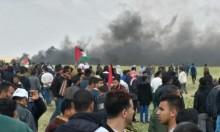 مسيرات العودة تتجدد وإصابات في مواجهات بالضفة والقطاع
