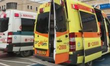 البعنة: إصابة مواطن إثر سقوطه من علو 6 أمتار