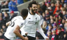 محمد صلاح يقود ليفربول للفوز على كريستال بالاس