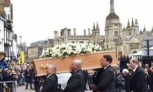 كامبريدج: جنازة خاصة للعالم ستيفن هوكينغ