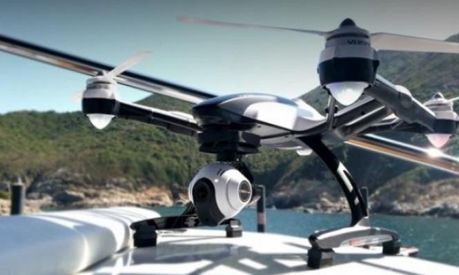 استعمال جديد للطائرات بدون طيار بالصين: تهريب الهواتف الذكية