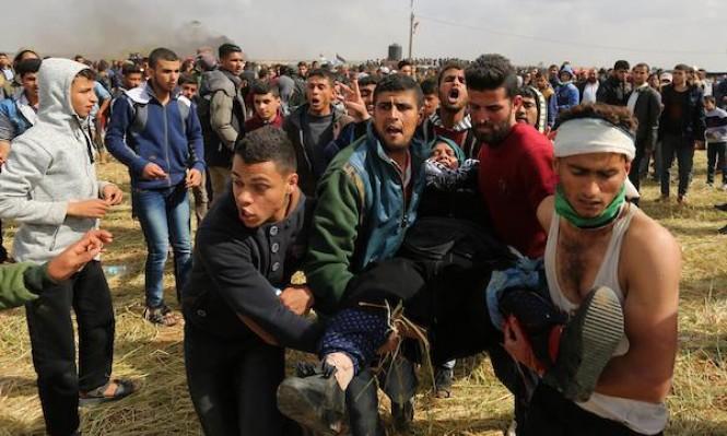 إسرائيل تمنع انتشال جثامين الشهداء وعلاج جرحى غزة