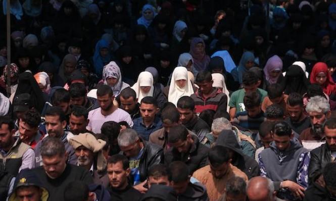 الهيئة العليا لمسيرات العودة: الاعتصامات متواصلة قرب حدود غزة
