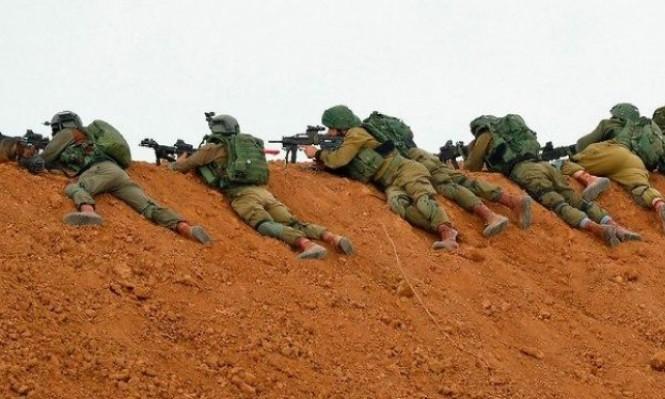 الاحتلال يدعي إحباط عملية إطلاق نار شمالي قطاع غزة