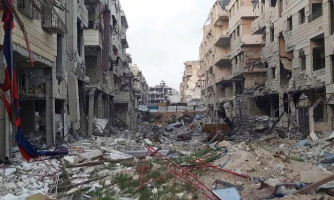 الغوطة الشرقية: النظام يسيطر على القطاع الأوسط ويتوعّد دوما