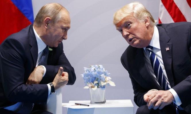 علاقة ترامب الجيدة مع روسيا بدأت بالانحسار