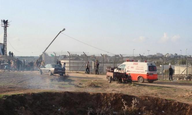 عشرات الإصابات بينها خطيرة بمواجهات مع الاحتلال بغزة والضفة