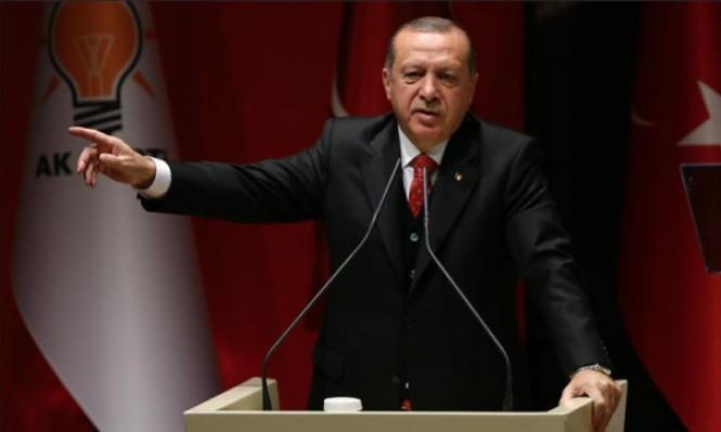 إردوغان لنتنياهو: إسرائيل دولة إرهاب