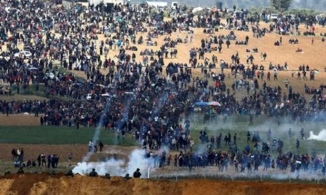 احتجاجا على مجزرة غزة: وقفات احتجاجية ومظاهرة في سخنين السبت