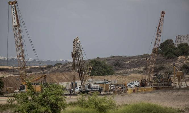 """الجيش ينشر """"القبة الحديدية"""" ويستأنف أعمال الجدار بغزة"""