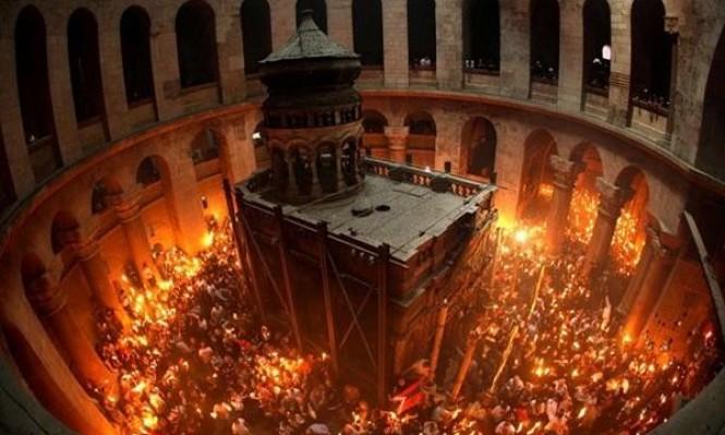 """أسرة موقع """"عرب 48"""" تُهنّئ المحتفلين بعيد الفصح المجيد وأحد الشعانين"""
