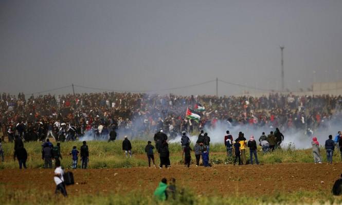 تحليلات إسرائيلية: المظاهرات أعادت غزة للأجندة الدولية