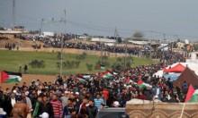 رغم الألم والجراح إصرار فلسطيني على مواصلة مسيرة العودة