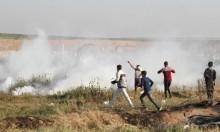 عدالة والميزان يطالبان بتسليم جثماني شهيدين من مسيرة غزة