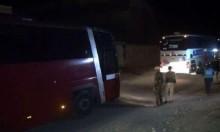 روسيا تخرج 1146 مسلحا من دوما وتواصل نزوح المدنيين